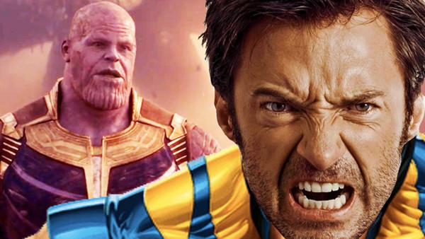 Avengers Endgame Wolverine