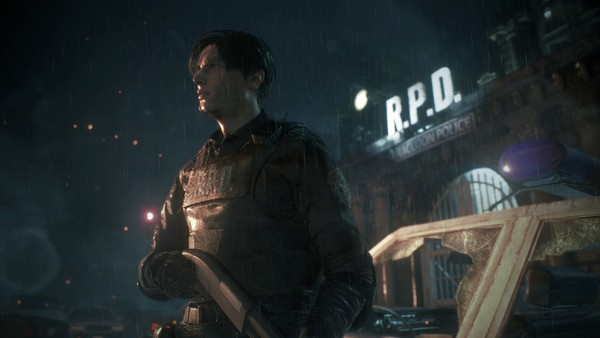 Resident Evil 2 4k Screenshot 1