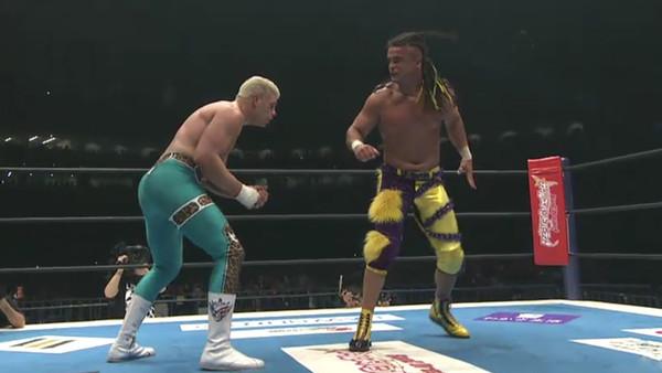 Risultati immagini per NJPW Wrestle Kingdom 13 Cody