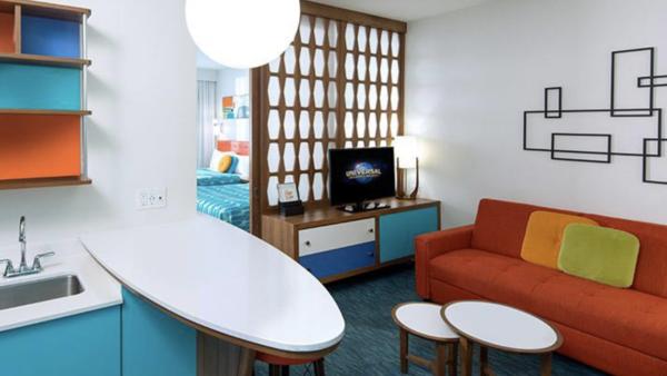 Cabana Bay Suite Universal Orlando