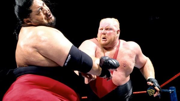 Vader Yokozuna Royal Rumble 1996
