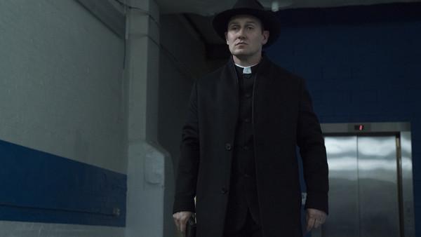 The Punisher John Pilgrim