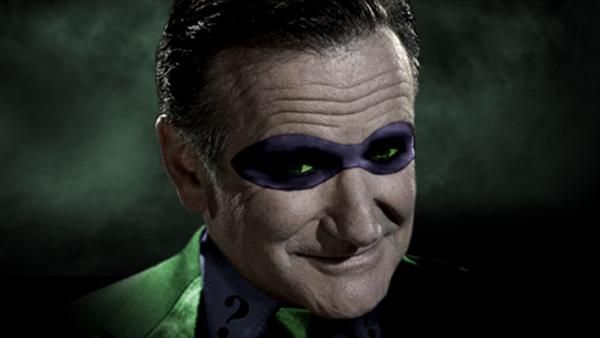 Image result for robin williams riddler