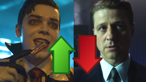 Gotham Season 5 Ups Downs Ep 4