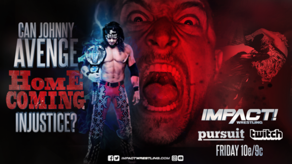 Johnny Impact Killer Kross