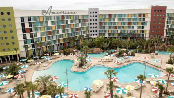 Universal Orlando Cabana Bay