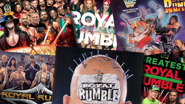 Watch The Best Of WWE Royal Rumble Matches Of The 2010