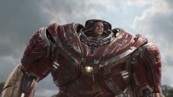 Avengers Infinity War Hulkbuster Banner