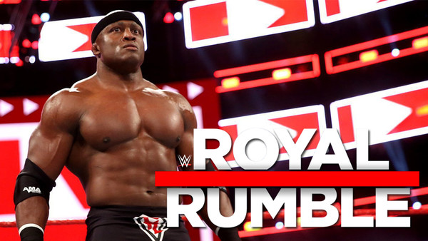Bobby Lashley Royal Rumble