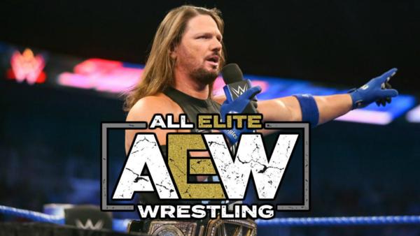 AJ Styles AEW