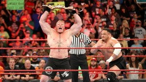 Brock Lesnar Samoa Joe Great Balls of Fire