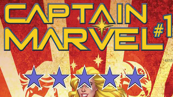 Captain Marvel 2019 #1 Star Rating