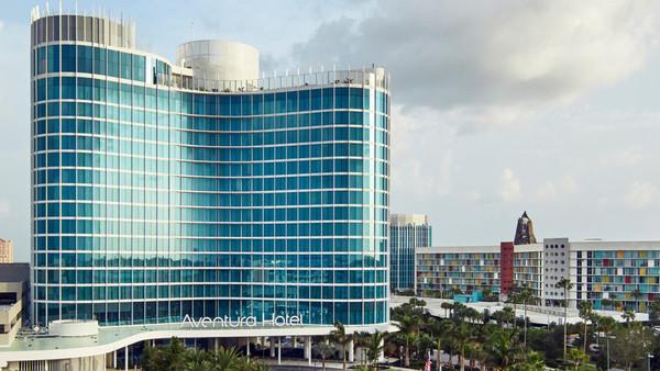 Universals Aventura Hotel