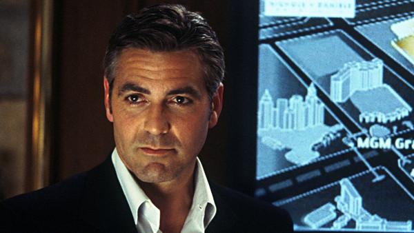 Ocean S 11 George Clooney