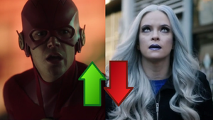 The Flash Season 5: 4 Ups & 1 Down From 'Seeing Red'