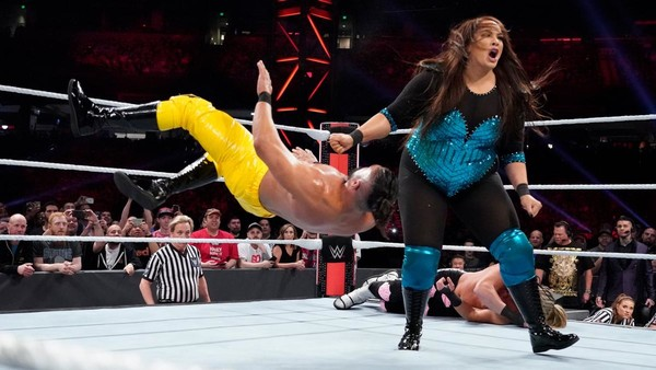 The REAL Reason Nia Jax Was In WWE's 2019 Men's Royal Rumble