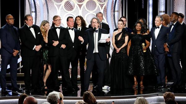 Golden Globes 2019 Green Book