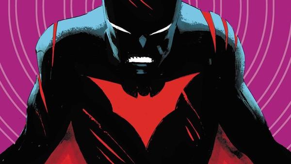 Batman Beyond DC Comics