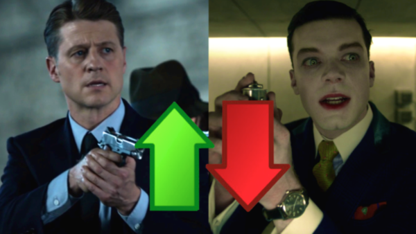 Gotham Season 5 Ep 1 Ups Downs