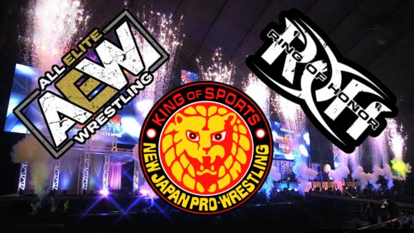 AEW NJPW ROH