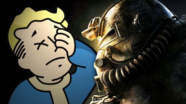 Fallout 76 Facepalm