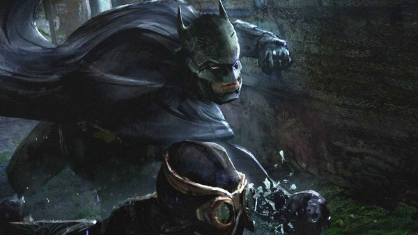 Batman Arkham Insurgency