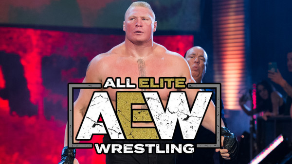 Brock Lesnar AEW