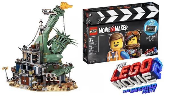 LEGO Movie 2 LEGO