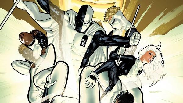 Deathstroke DC Rebirth Team