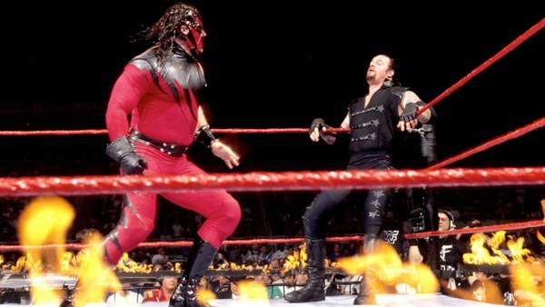 Kane The Undertaker Inferno Match