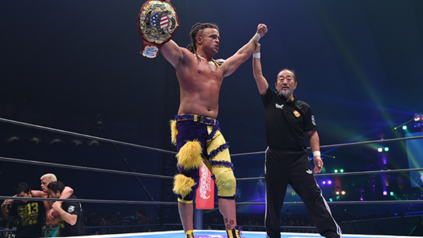 8 NJPW Titles That Changed Hands At Wrestle Kingdom 13