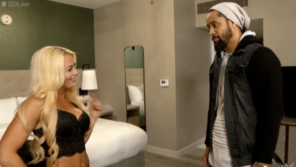 Jimmy Uso Mandy Rose