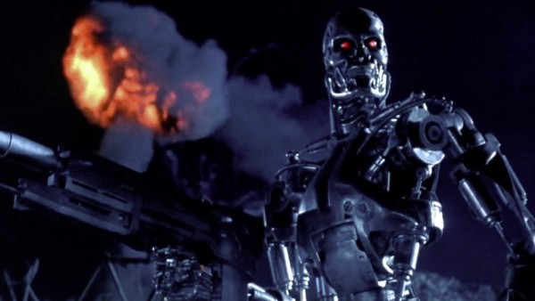 Terminator 2 Skeleton T-800
