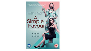 A Simple Favour DVD