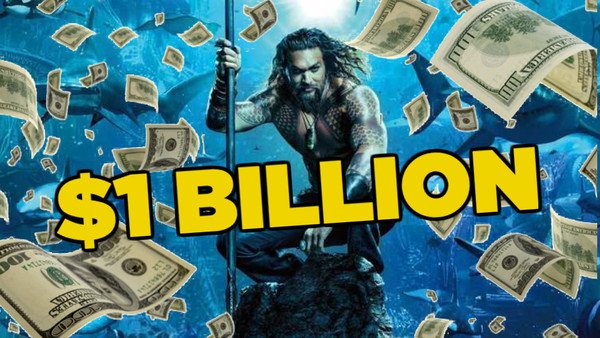 Aquaman Billion