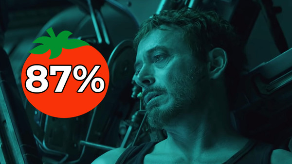 Avengers Endgame Tony Stark Lightened