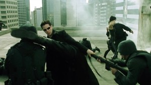 How Well Do You Remember The Matrix?      User quiz