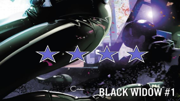 Black Widow #1 Star Rating