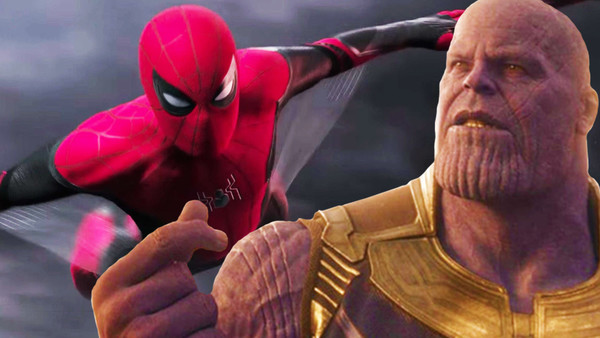 Thanos Spider Man
