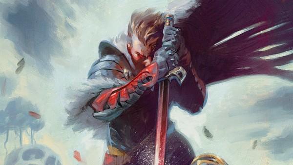 Black Knight Ebony Blade Marvel Comics