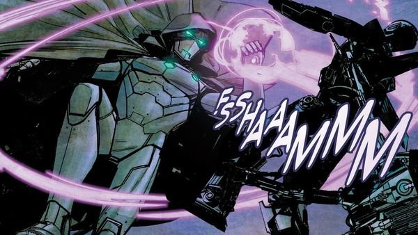 Doctor Doom Invincible Iron Man