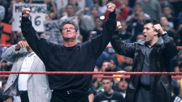 Vince McMahon Royal Rumble