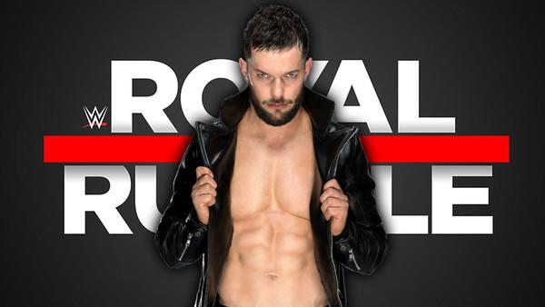 Finn Balor Royal Rumble