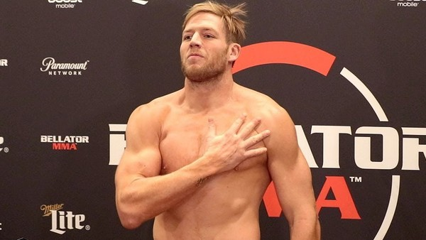 Jack Swagger Bellator