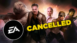 EA Cancel ANOTHER Star Wars Game - What Next?