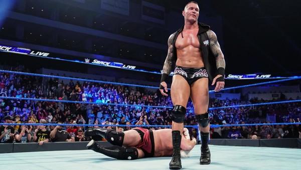 Randy Orton Samoa Joe