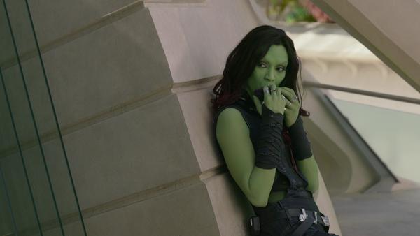 Gamora Xandar