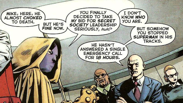 Lex Luthor Final Crisis