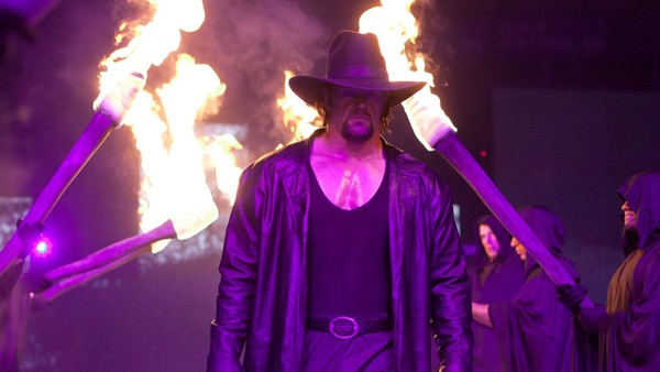The Undertaker WrestleMania XX