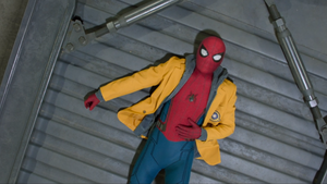 Spider-Man Homecoming Peter Karen
